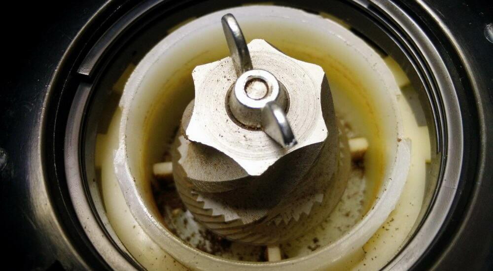 Conical Burr Grinder