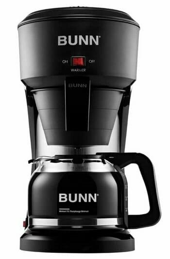 Speed Brew coffee maker