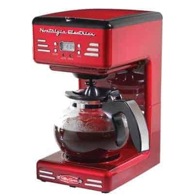Nostalgia Retro coffee Maker