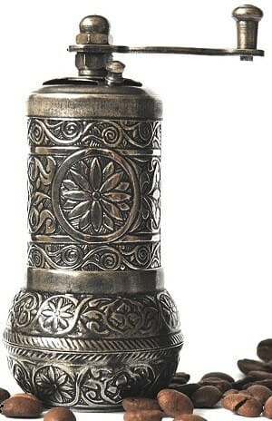 Bazaar Anatolia Turkish Coffee Grinder