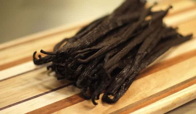 Fresh Vanilla Pods