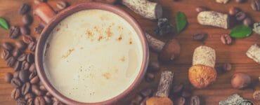 what is mushroom coffee