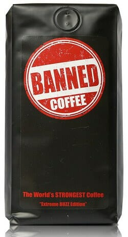 Banned Coffee Bag