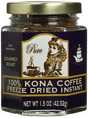 Kona Instant Coffee