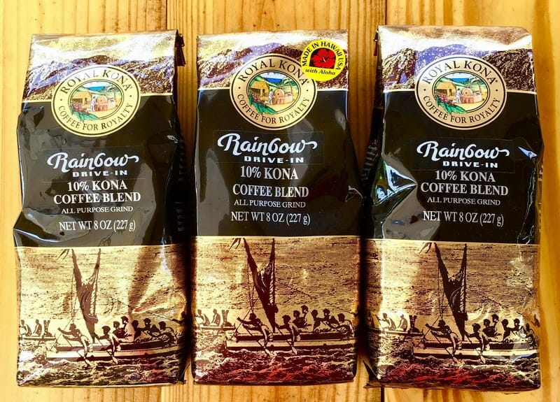"Stay Away From ""Kona Blends"""