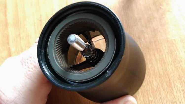Haio burr wheels with tape