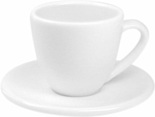 Konitz Coffee Bar Espresso Cups and Saucers