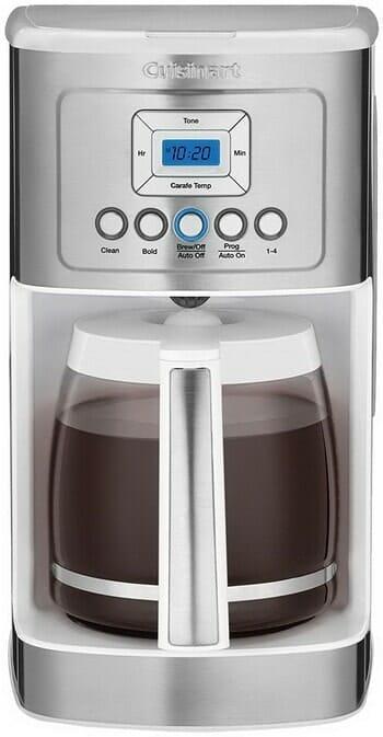 Cuisinart DCC-3200W Programmable Coffee Maker