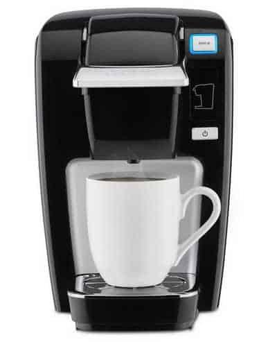 Keurig K-Mini K15 Single-Serve K-Cup Pod Coffee Maker