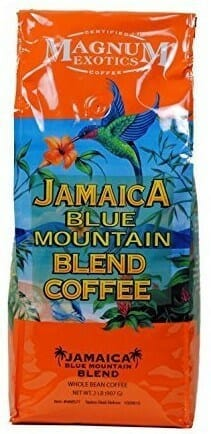 Magnum Coffee Jamaican Blue Mountain Blend