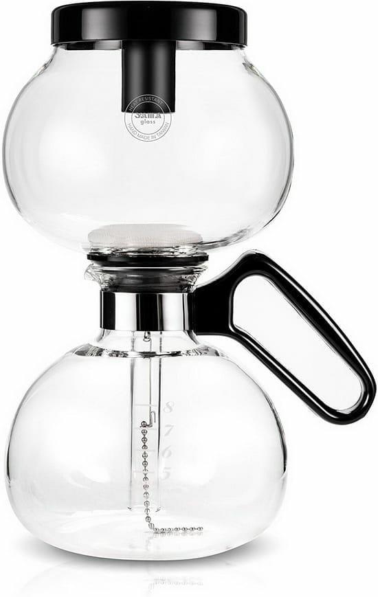 Yama Glass Stovetop Coffee Siphon