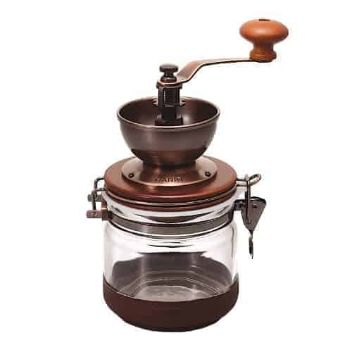 Hario Canister Ceramic Hand Coffee Mill