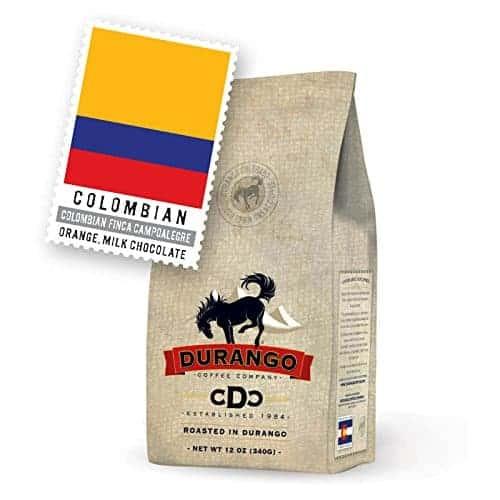 Colombian Campoalgre (Durango Coffee Company)