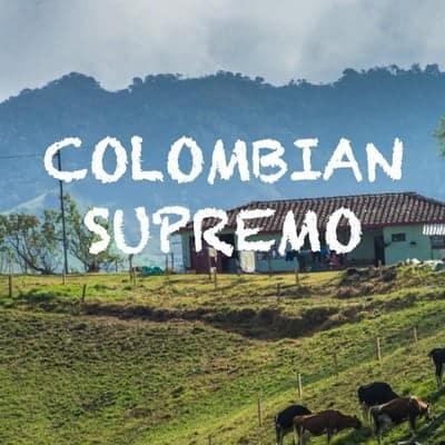Colombian-Supremo Coffee