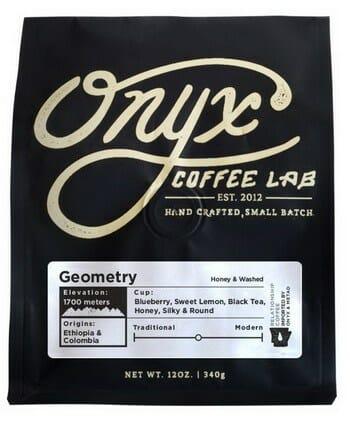 "Onyx Coffee Lab ""Geometry Blend"" Whole Bean Coffee"