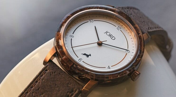 Jord Coffee Watch Review