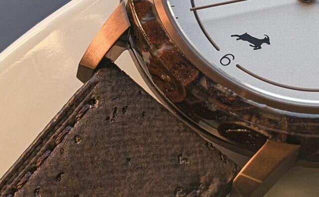 Jord Coffee Watch strap