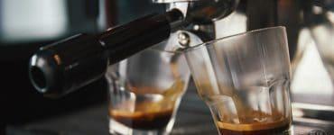 single vs. double espresso shots