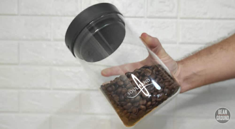 soulhand coffee canister review